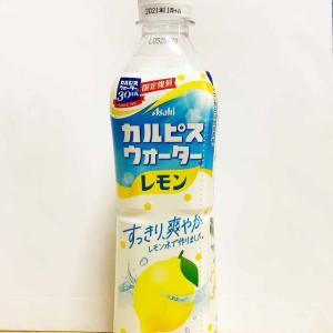 レモン風味がスッキリ爽やかです