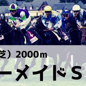 マーメイドS予想 2021年6月20日(日) 阪神11R