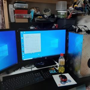 【自分だけの自作パソコン】自作パソコンスペック紹介 アルミ縞鋼板×RYZEN5 3600X