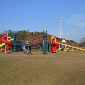 【袖ヶ浦市】袖ヶ浦公園 遊具も自然もいっぱい!1歳からお年寄りまで楽しめる大きな公園