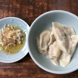 【鴨川市】中国料理 華久|皮から手作りの餃子&塩ごま油のタレが美味しかった!
