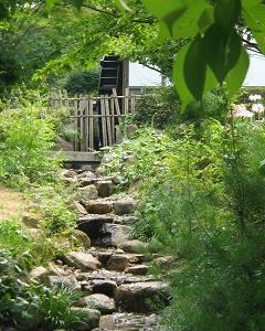 風景を見ていた:山口県 秋穂セミナーパーク