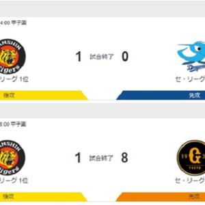 今更ながら2試合振り返り。岡田さんと田尾さんの対談は秀逸で必見!
