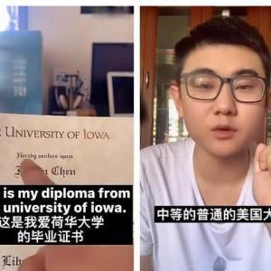 5年間の米国留学で140万元使い、帰国後の月給が4500元だった中国人留学生「ごめんなさい」