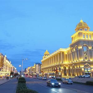 中国に満州の名前が入った街が今も存在していた