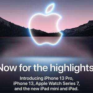 iPhone 13もやっぱり爆売れか