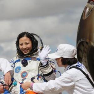 女性初の中国宇宙ステーション住人が誕生するか