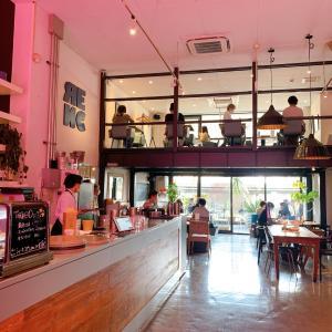 シエロイリオ:蔵前の隅田川が一望できるカフェレストラン