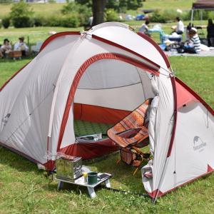 【まとめ】『ネイチャーハイク』のテントについてまとめました