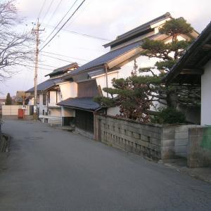旧街道シリーズより下仁田宿