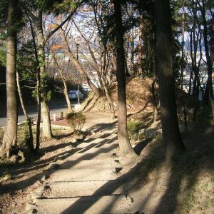 福島県~郡山市周辺のお城