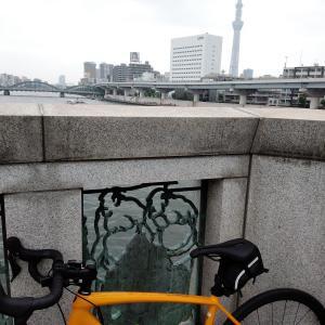墓参り&蔵前橋