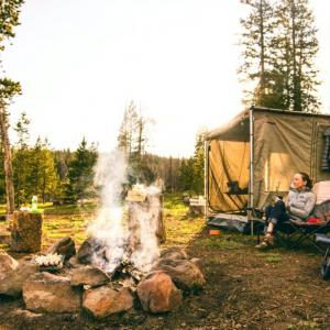 初めてのキャンプ、焚火のため購入したキャンプギア!