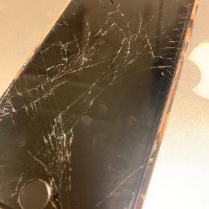 驚きのiPhone修理屋