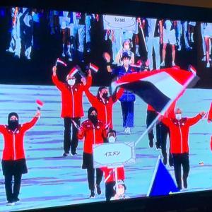 オリンピック開会式TOKYO2020!