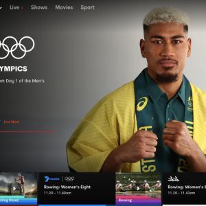 オーストラリアでオリンピックをインターネットで見る方法