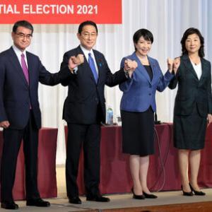#韓国記事翻訳 『アベのせいで前向きな韓国への想いを隠す次期首相候補。岸田も河野も韓国に親しみを持っているのに隠してる』