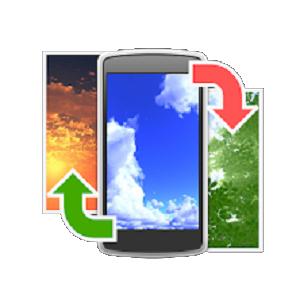【壁紙切替ますたー】Androidの壁紙を自動で変更してくれる無料アプリの使い方