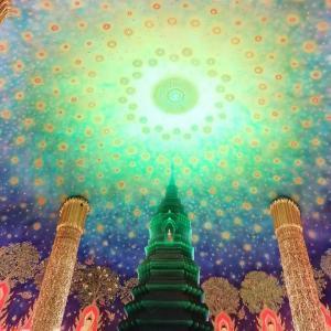 【ワットパクナム】タイ バンコクで一番インスタ映えする寺院【元駐在員もおすすめ】