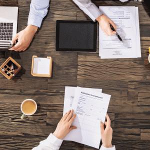 公務員から転職|職務経歴書の記載内容について