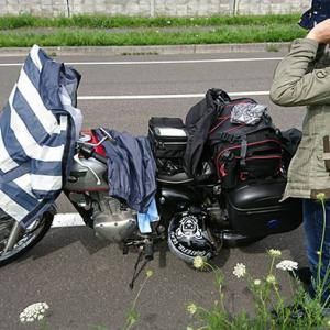 バイクツーリング バイク旅ブログはじめます