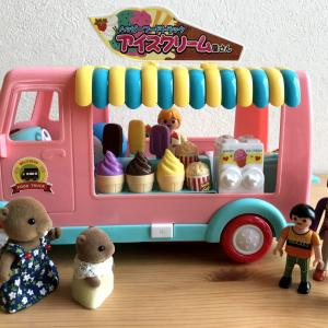 【ハック】ハッピーフードトラックアイスクリーム屋さんで遊ぶ