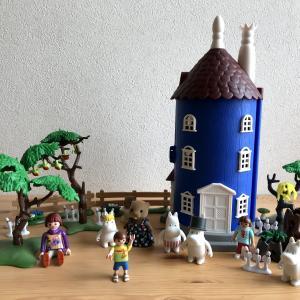 【ムーミン】Martinex ムーミンハウス 30cmで遊ぶ