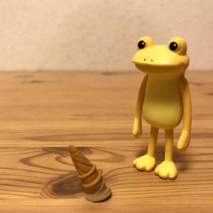 【ガチャ】すべてがおしまいになったカエル ほか