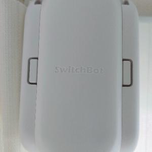 SwitchBotカーテン充電切れに対応するのは大変