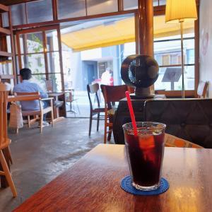 入谷 イリヤプラスカフェ 古民家で飲むオーガニックでフェアトレードのアイスコーヒー