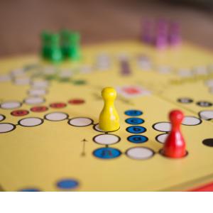 老化予防のために、孫と楽しむゲーム