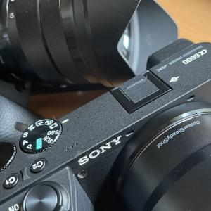 SONY α6600 追加購入を決断!