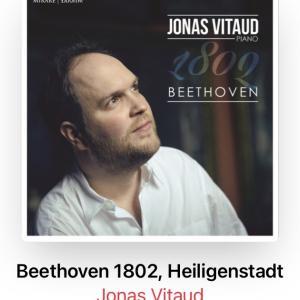 ベートーヴェン1802年ハイリゲンシュタットというアルバム
