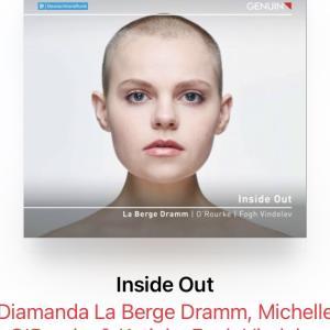 Diamanda La Berge Drammというヴァイオリニストの意表をつく音楽