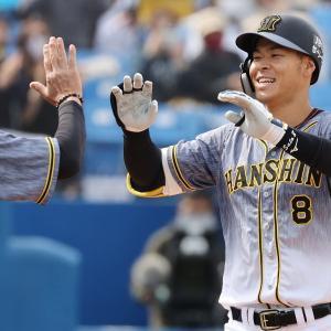 【ファン歓喜】阪神タイガースの佐藤輝明選手さん、あの投手から衝撃弾をぶち込んでしまう