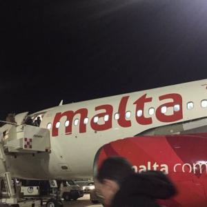 マルタへの旅①