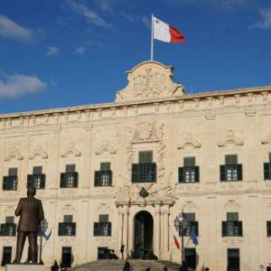 首相官邸は歴史的建造物~マルタの旅⑤