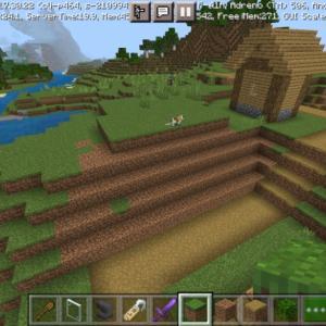 第六十五回 [第Ⅴ章開幕!]霧島さん、ピラミッド近くの村を整備する