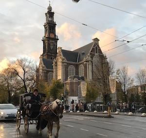 オランダ🇳🇱旅行記③〜雨のアムステルダム〜