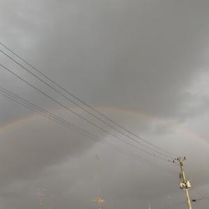 虹が出やすい天気🌈🌞