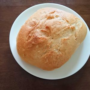 手作りパンと今日の夕食