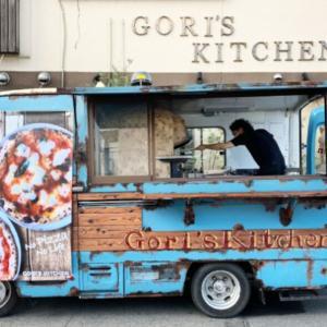 京都市内を中心にキッチンカーで本格イタリアンの移動販売サービスを行う「Gori's Kitchen」
