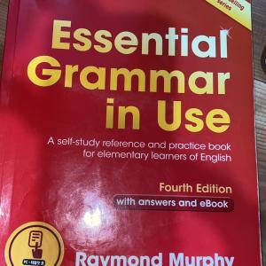 英語初心者ほど英文法書は【Essential Grammar in Use】を勧める3つの理由と使い方