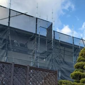 【西宮市】知人の塗装工事の応援♡動画あり
