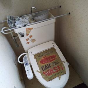 トイレの模様替え~