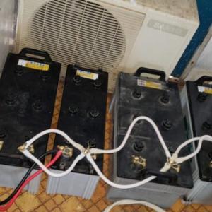 【蓄電池を自作設置】太陽光を貯める!廃バッテリーから学んだ蓄電池選び