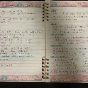 【自分磨きの記録】30代女性のシンデレラノート:3日目