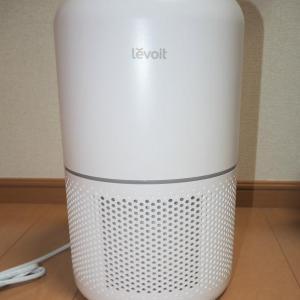 【小型空気清浄機】Levoit Core 300を購入しました、一人暮らしにおすすめです。