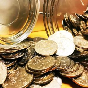 『500円玉貯金』始めて6ヶ月でいくら貯まったのか数えてみる