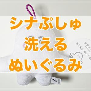 テレ東本舗。で洗えるぬいぐるみ「ぷしゅぷしゅ」をゲット